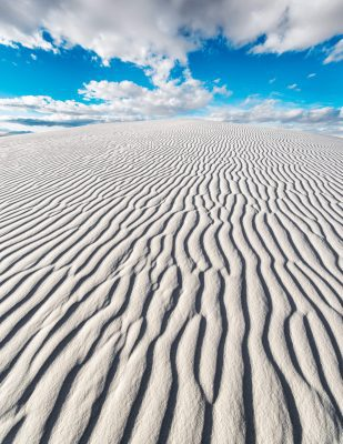 Dunes at White Sands National Park